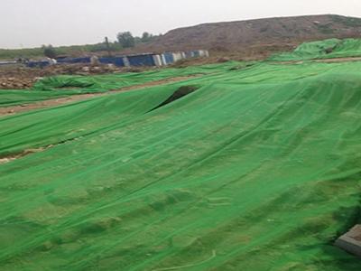 盖煤场防尘网